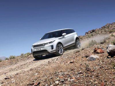 Le Range Rover Evoque PHEV devrait sortir en 2020