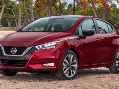 Nissan donne une autre chance à la Versa