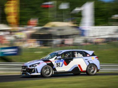La nouvelle voiture de course électrique de Hyundai fera fureur au salon de l'auto de Francfort