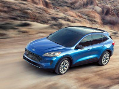 Ford Escape Hybride 2020 : Plus économe, mais tout de même amusant