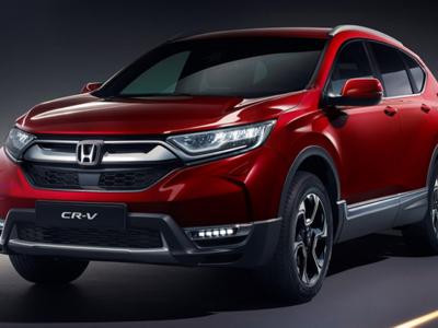 Honda CR-V Hybride 2020 : lancement aux États-Unis