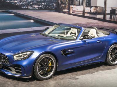 Le Roadster Mercedes-AMG GT R est presque parfait