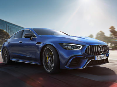 Mercedes-AMG GT 63 S : essai routier