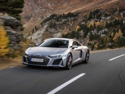Audi présente la R8 V10 RWD comme modèle standard en Europe