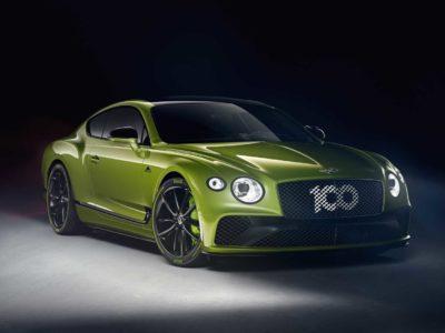Bentley Continental GT : édition limitée annoncée