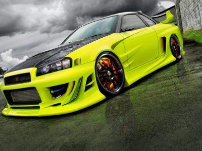 GT-R, la supercar de chez Nissan