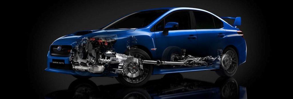 motorisation voiture bleu