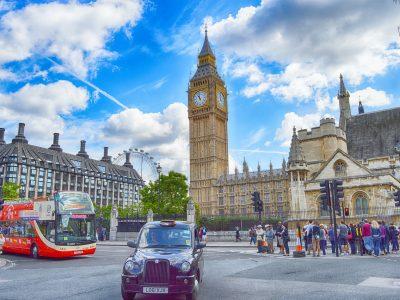 Taxi anglais : 10 faits insolites sur les taxis londoniens