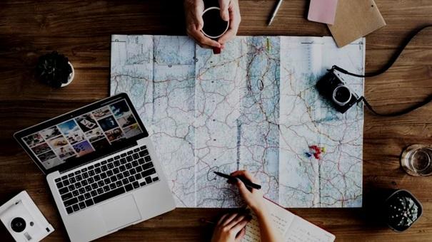 determiner itinéraires