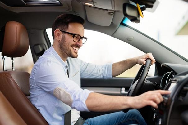 navigation voiture