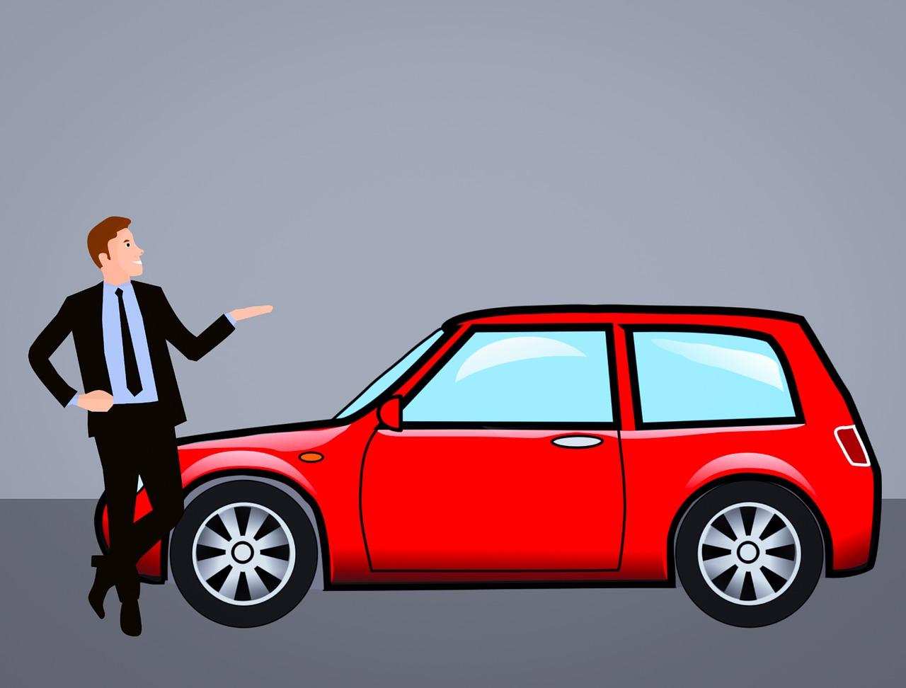 Achat de voiture d'occasion