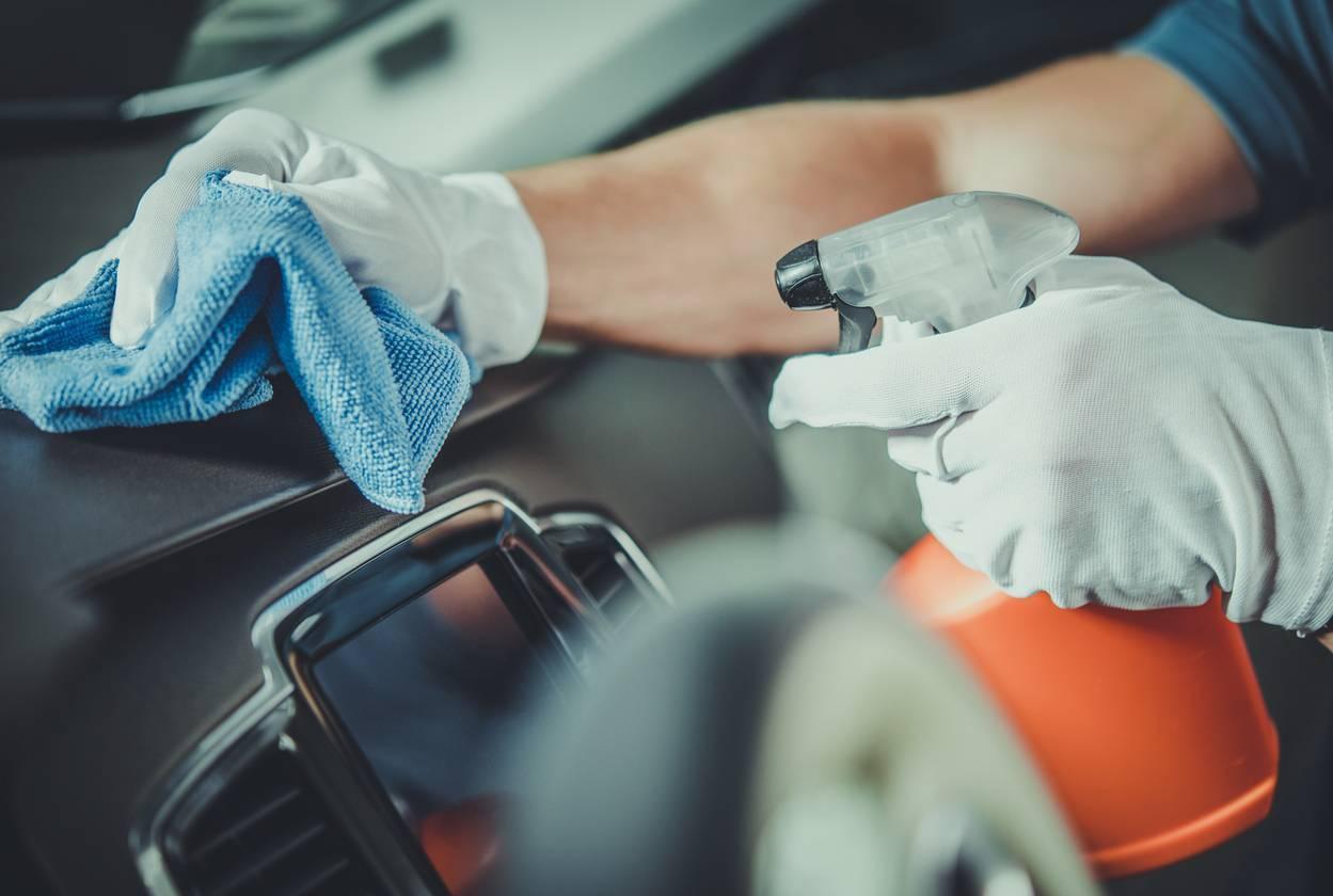produit entretien ecologique voiture