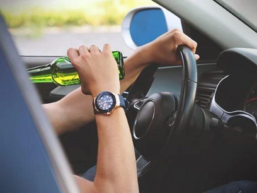 Alcool et volant