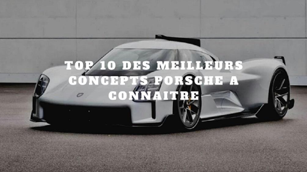 concepts car porsche