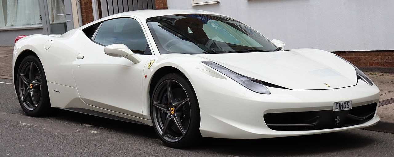 couleurs Ferrari