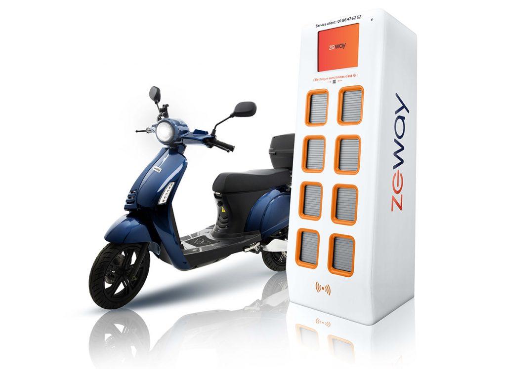 scooter-électrique