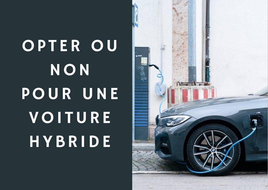voitures hybrides